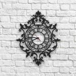 Klasik Ahşap Duvar Saati