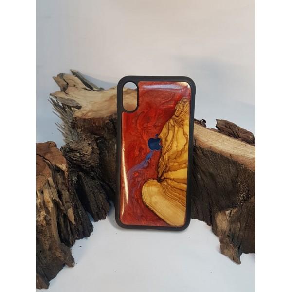 Etna Epoksi Telefon Kılıfı iPhone X / iPhone XS