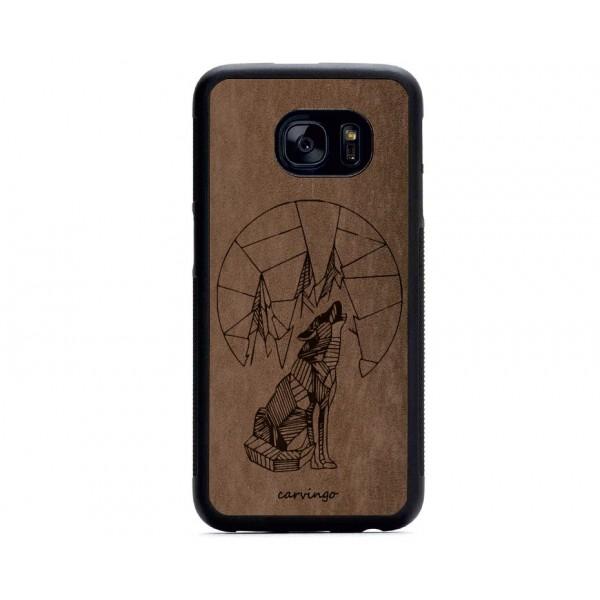 Kurt Figürlü Samsung Süet Telefon Kılıfı