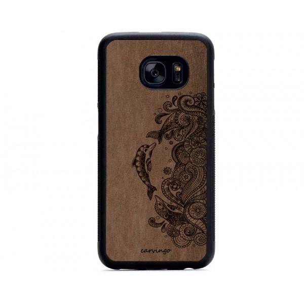 Yunus Figürlü Samsung Süet Telefon Kılıfı